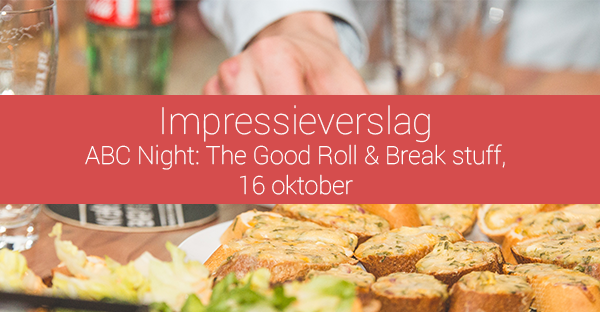 ABC Night: The Good Roll & Break Stuff