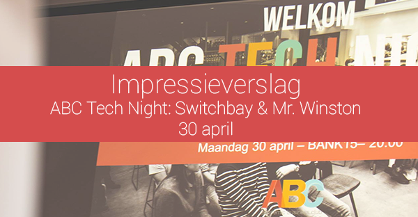 ABC Tech Night: Switchbay & Mr. Winston