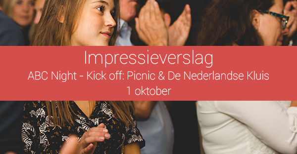 ABC Night: Picnic & De Nederlandse Kluis